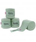 Spooks Bandagen Fleece Noomi FS´21 - dustygreen
