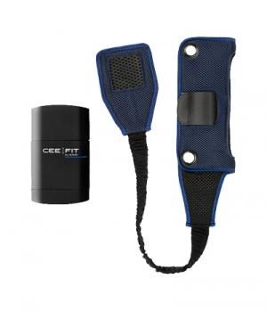 PEIKERCEE Ceefit Sensor, Elektrodengurt, Gel