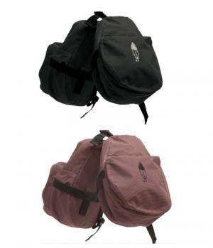 Barefoot Hornbag Doppeltasche Front
