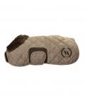 Back on Track Hundemantel Haze Collection HW´20 - brownmelan