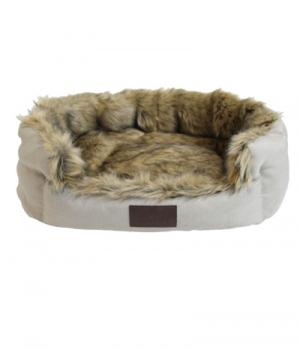 Kentucky Dogwear Hundebett Cave FauxFur Premium