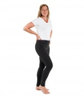 Back on Track Unterhosen lang Damen Keramikfaser - schwarz