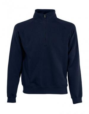 Textil Zip Sweat Shirt Unisex