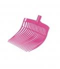 Busse Mistforke Solid ohne Stiel Polycarbonat - pink