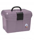 Waldhausen Putzbox ECO aus recyceltem Kunststoff - purple