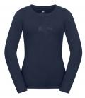 ELT Shirt Longsleeve Frisco - nachtblau