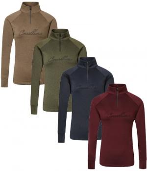 Covalliero Shirt Active atmungsaktiv elastisch
