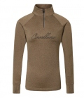 Covalliero Shirt Active atmungsaktiv elastisch - cappuccino