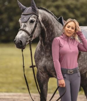 PS of Sweden Sweatshirt Alessandra mit Zipper HW´21