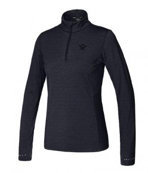 Kingsland Shirt Trainingsshirt Taya Zip Damen