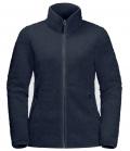 Jack Wolfskin Fleecejacke High Cloud Jacket Damen HW21 - nachtblau