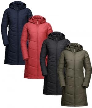 Jack Wolfskin Mantel North York Coat Damen HW´21