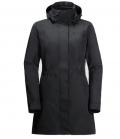 Jack Wolfskin Mantel Ottawa Coat Damen HW´21 - schwarz