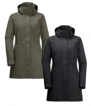 Jack Wolfskin Mantel Ottawa Coat Damen HW´21