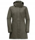Jack Wolfskin Mantel Ottawa Coat Damen HW´21 - grape leaf