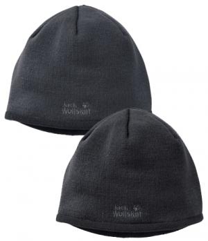 Jack Wolfskin Strickmütze Stormlock Logo Knit Cap HW21
