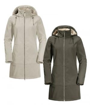 Jack Wolfskin Mantel Wind Valley Coat Damen HW´21