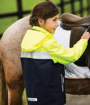 Horseware Jacke Corrib Neon Youth HW´21