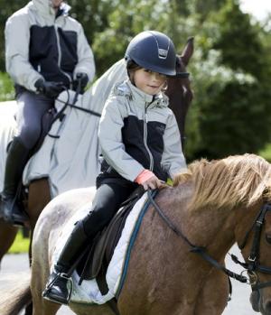Horseware Jacke Corrib Reflective Youth HW´21