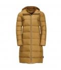 Jack Wolfskin Mantel Crystal Palace Coat Damen HW´21 - golden amber
