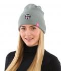 Spooks Mütze Nea Hat HW´21 - ice grey