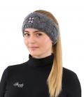 Spooks Stirnband Emma Headband - grau