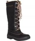 HV Polo Boots Glaslynn Long Winter Schnürer - schwarz