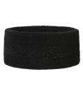 Covalliero Stirnband mit Glitzer HW´21 - schwarz