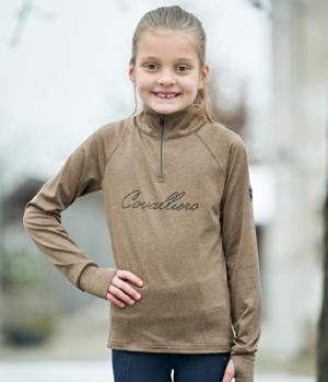Covalliero Active Shirt elastisch Youth HW´21