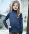 Covalliero Active Shirt elastisch Youth HW´21 - darkblue