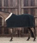 Kentucky Horsewear Abschwitzdecke Fleece Show Rug Heavy - pinegreen