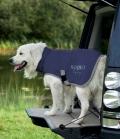 Horseware Hundedecke Rambo Dog Dry Rug - navy/silve