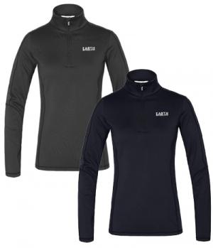 Kingsland Shirt Trainingsshirt KLmoya Zip Damen