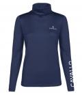 Cavallo Rollkragen Shirt Bibi elastisch HW´21 - darkblue
