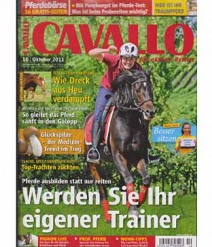 Zeitschrift Cavallo