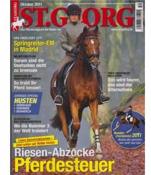 Zeitschrift Sankt Georg