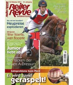 Zeitschrift Reiter Revue