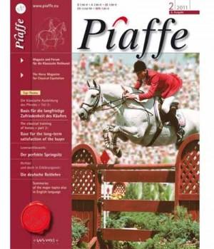 Zeitschrift Piaffe