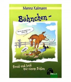 Hippobook Böhnchen Freud u.Leid m.Fohlen