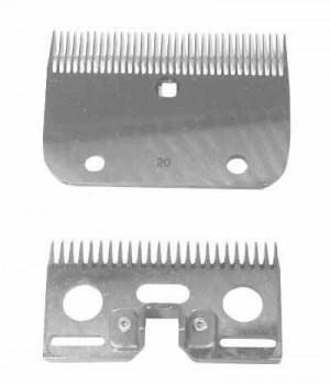 Schermesser für Constanta 2 Akkumaschine