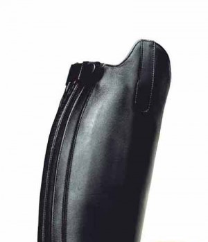 Reitstiefel Lateral Zip Leder Sale