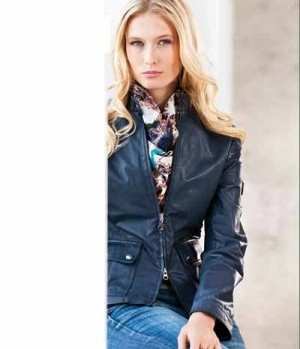 Cavallo Jacke Damen Leder Lamm-Nappa Sale