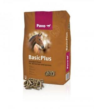 Pavo Pavo Basic Pferdefutter