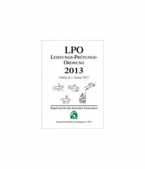 Hippobook FN LPO 2013 nur Inhalt