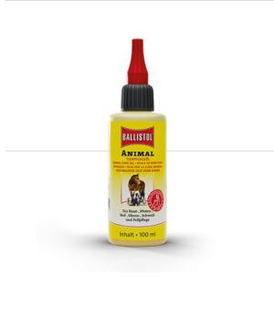 Klever Ballistol animal pflegt Haut u.Haar