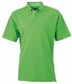 Textil Polo-Shirt Men Plain Polo