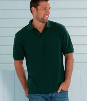 Textil Polo Shirt Unisex fällt groß aus