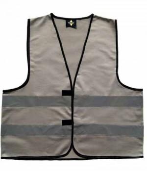 Textil Reflex Warnweste mit Klettverschluss SP