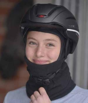 Waldhausen Sturmmütze Fleece ideal für unter Helme