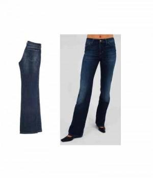 Wrangler Jeans Tina Stretch scuffed indigo SP